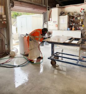 Silica Exposure Assessments-Air Matters
