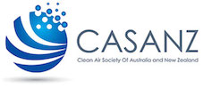 Clean Air Society of Australia and NZ Logo